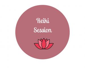 Reiki Session(2)